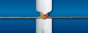 Verstopfter Boiler. Boilerentkalkungen der FIrma Haesler AG beheben das Problem.